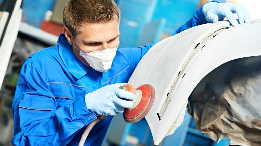 Crash Repair Management
